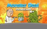 Monster Deal Phone Card