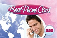 Best Phone Card $50