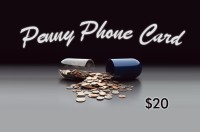 Penny Phone Card $20