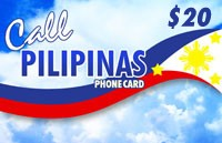 Call Pilipinas $20
