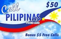 Call Pilipinas $50