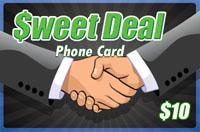 Sweet Deal $10