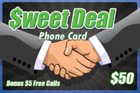 Sweet Deal $50
