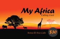 My Africa $30