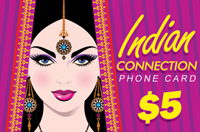Indian Connection $5
