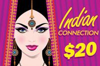 Indian Connection $20