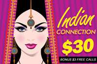 Indian Connection $30