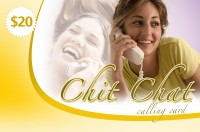 Chit Chat Phonecard $20