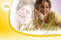 Chit Chat Phonecard $5